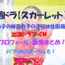朝ドラ【スカーレット】喜美子の妹百合子の子役は住田萌乃!マッサンの娘エマ役も!